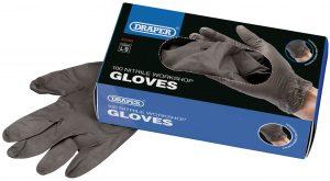 Workshop Nitrile Gloves (Box of 100)
