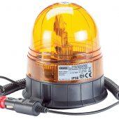 12/24V Magnetic Base Rotating Beacon