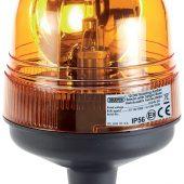 12/24V Spigot Base Rotating Beacon