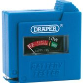 Multi-purpose Battery Tester (AAA, AA, AA, C, D, 9V and Button Cell)