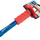 Octagonal Shank Cold Chisel with Hand Guard, 25 x 250mm (Display Packed)