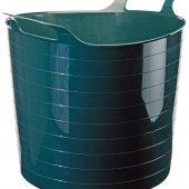 Multi Purpose Flexible Bucket - Green (26L)