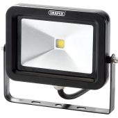 10W COB LED Slimline Wall Mounted Floodlight - 700 Lumens