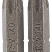 """T40 1/4"""" Hex Draper TX-STAR® Insert Bit 25mm Long x 2"""