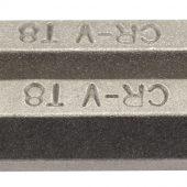 """T8 1/4"""" Hex Draper TX-STAR® Insert Bit 50mm Long x 2"""