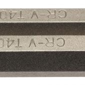 """T40 1/4"""" Hex Draper TX-STAR® Insert Bit 50mm Long x 2"""