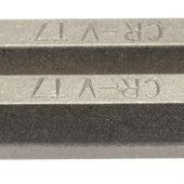 """T7 1/4"""" Hex Draper TX-STAR® Insert Bit 75mm Long x 2"""