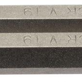 """T9 1/4"""" Hex Draper TX-STAR® Insert Bit 75mm Long x 2"""