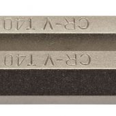 """T40 1/4"""" Hex Draper TX-STAR® Insert Bit 75mm Long x 2"""