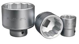 """36mm 1"""" Sq. Dr. Elora Bi-Hexagon Socket"""