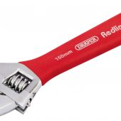 150mm Soft Grip Adjustable Wrench