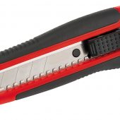 Soft-Grip Retractable Trimming Knife (18mm)