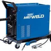 Gas/Gasless 180A MIG Welder