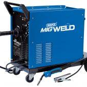 Gas/Gasless 250A MIG Welder