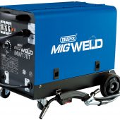 Gas/Gasless 160A MIG Welder