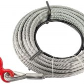 20m Wire Rope with Hook for 71208