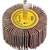 Abrasive Flap Wheel (60mm x 30mm 80 Grit)
