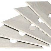 Card of 5 Two Notch Trimming Knife Blades