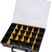 4 to 21 Compartment Plastic Organiser
