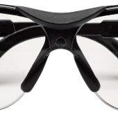 Clear Anti-Mist Adjustable Glasses