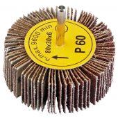 Abrasive Flap Wheel (80mm x 30mm 60 Grit)