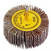 Abrasive Flap Wheel (80mm x 30mm 40 Grit)