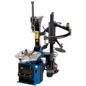 Semi Automatic Tyre Changer with Assist Arm