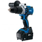D20 20V Brushless Combi Drill with 1 x 4.0Ah Battery and Fast Charger