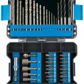 Drill Bit and Accessory Kit (41 Piece)