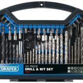 Drill Bit and Accessory Kit (101 Piece)