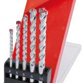 Metric Masonry Drill Set (5 Piece)