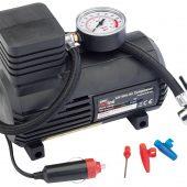 12V Mini Analogue Air Compressor (250Psi Max.)