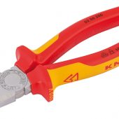 Knipex 03 06 200 SBE 200mm Fully Insulated Combination Pliers