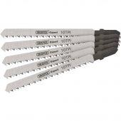 DT101B 100mm Jigsaw Blade Set (5 Piece)