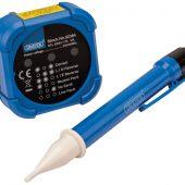 Socket and Voltage Testers (600V)