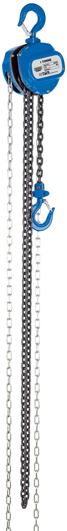 Chain Hoist/Chain Block (1 Tonne)