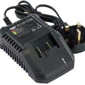 18V Universal Battery Charger for Li-Ion and Ni-Cd Battery Packs