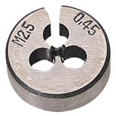 """13/16"""" Outside Diameter 2.5mm Coarse Circular Die"""