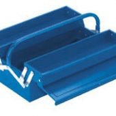 2 Tray Cantilever Tool Box , 404mm