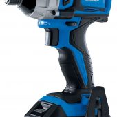 """D20 20V Brushless 1/4"""" Impact Driver with 2 x 2.0Ah Batteries and Charger (180Nm)"""