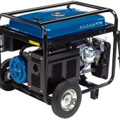 Petrol Generator with Wheels (2.5kVA/2.5kW)