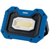 5W COB LED Work Light - 500 Lumens (Blue, 4 x AA Batteries Supplied)