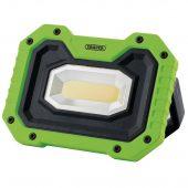 5W COB LED Work Light - 500 Lumens (Green, 4x AA Batteries Supplied)