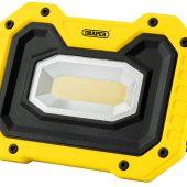 5W COB LED Work Light - 500 Lumens (Yellow, 4x AA Batteries Supplied)