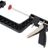 150mm 75mm Capacity Plastic Body Speed Clamp