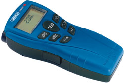 Distance Measure/Stud Detector with Laser Pointer