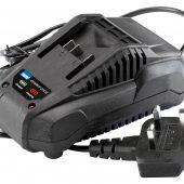 Draper Storm Force® 20V Charger For Power Interchange Range of Batteries
