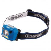 Rechargeable COB LED Head Torch, 3W