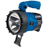5W Cree LED Rechargeable Spotlight - 360 Lumens