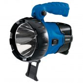 10W Cree LED Rechargeable Spotlight - 850 Lumens